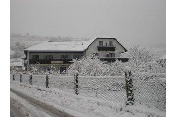 Rakousko Penzión Spitz, Exteriér