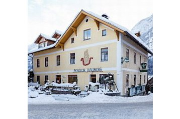 Rakousko Penzión Hallstatt, Exteriér