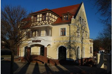 Polsko Hotel Malbork, Exteriér