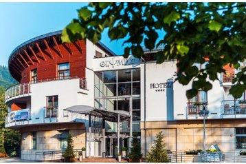 Polsko Hotel Ustroń, Exteriér