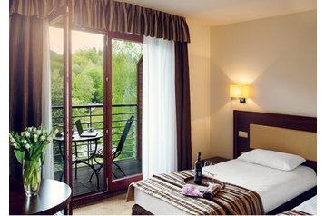 Polsko Hotel Ustroń, Interiér