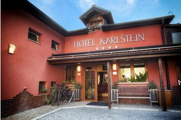 Česko Hotel Karlštejn, Exteriér