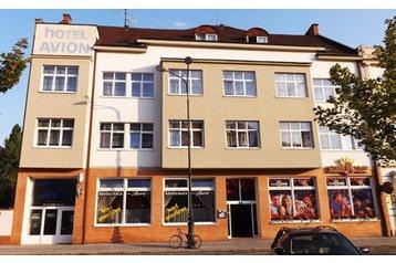 Česko Hotel Prostějov, Exteriér