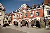 Hotell Sobotka Tšehhi Vabariik