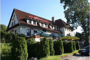 Česko Hotel Loučovice, Exteriér