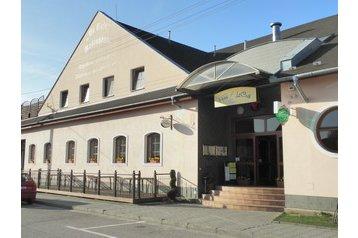 Česko Hotel Pohořelice, Exteriér