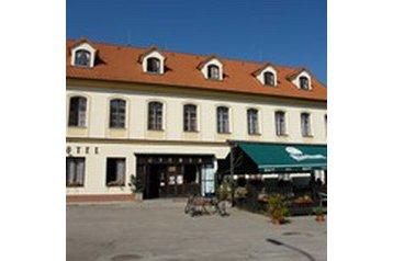 Česko Hotel Netolice, Exteriér