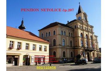 Česko Penzión Netolice, Exteriér