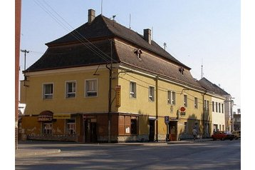 Slovensko Hotel Ilava, Exteriér
