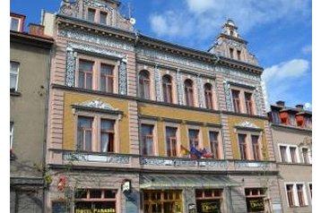 Tschechien Hotel Turnov, Exterieur