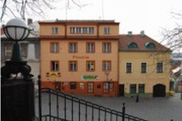 Česko Penzión Chrudim, Exteriér
