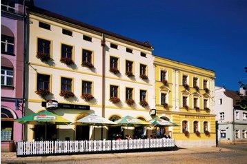Tschechien Hotel Broumov, Exterieur