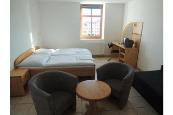 Česko Hotel Broumov, Exteriér