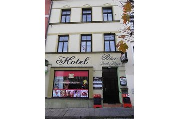 Česko Hotel Brušperk, Exteriér