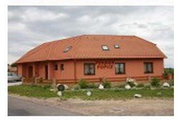 Česko Penzión Popice, Exteriér