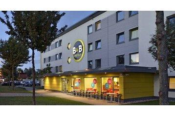 Německo Hotel Mannheim, Exteriér