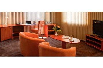 Polsko Hotel Gliwice, Exteriér