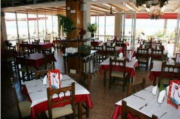 Španělsko Hotel Peníscola, Exteriér