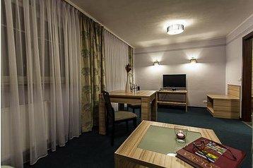 Polsko Hotel Zabrze, Exteriér