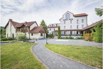 Česko Hotel Velehrad, Exteriér