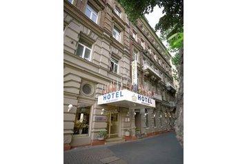 Německo Hotel Mainz, Exteriér