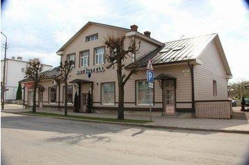 Estónsko Hotel Rakvere, Exteriér