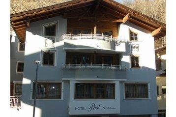 Rakousko Hotel Kappl, Exteriér