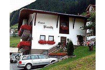 Rakousko Penzión Kappl, Exteriér