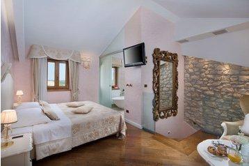 Chorvátsko Hotel Brtonigla, Exteriér
