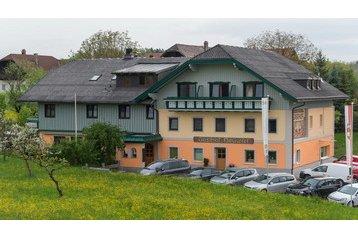 Rakousko Penzión Eugendorf, Exteriér