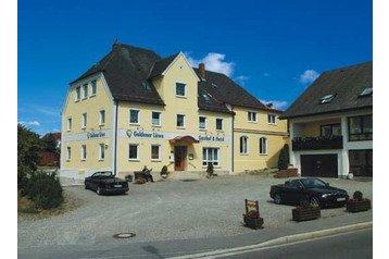 Německo Hotel Günzburg, Exteriér