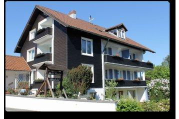 Německo Hotel Braunlage, Exteriér