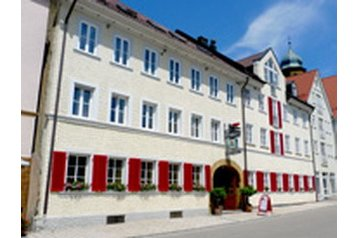 Německo Hotel Lauchheim, Exteriér