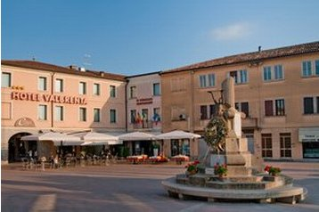 Taliansko Hotel Limena, Exteriér