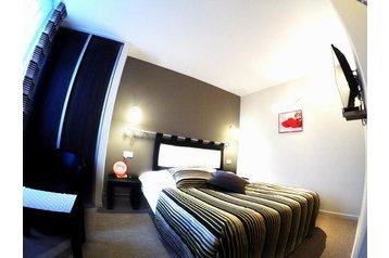 Franţa Hotel Lens, Exteriorul