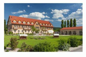 Slovensko Hotel Prievaly, Exteriér