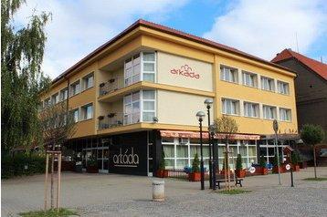 Česko Hotel Bučovice, Exteriér