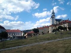 Chrám sv.Kataríny v Kremnici