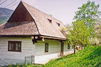 Domek Černová Słowacja