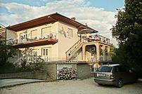 Apartmány 21814 Selce Chorvátsko