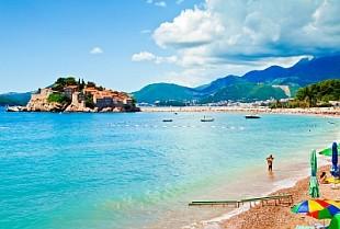 Najkrajšie letoviská Čiernej Hory teraz so zľavou 10%!