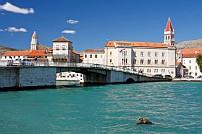 Trogir Horvátország