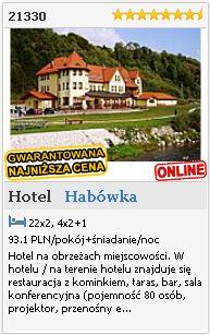 Habówka   Hotel 21330
