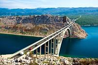 Krk szigete Horvátország