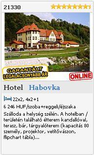 Habovka   Hotel 21330