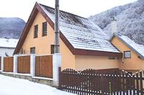 Vendégház 1464 Slovinky Szlovákia