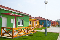 Senec - aquapark a jazerá iba 25 km od hlavného mesta!