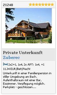 Private Unterkunft 21240 Zuberec - Orava