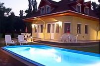 Pensjonat rodzinny Balatonszemes 12352 Węgry