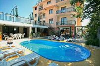 Hotel Csernomorec 13836 Bulgária